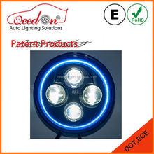Qeedon effective 30w high low beam ultra bright led headlamp