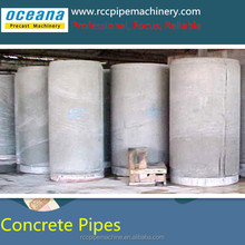 High Quality Cement pipe making machine, rcc spun pipe manufacturer