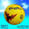 2015 pebble finish soccer balls NO.5 promotional soccer ball