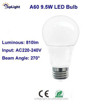 9.5W OMNI A60 LED Bulb E27 with CE Rohs ERP