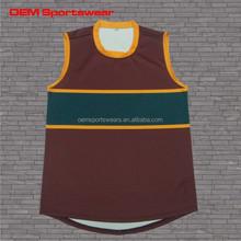 Custom australian rugby football jersey