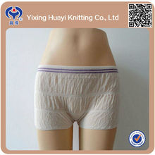 Medical disposable mesh panties for women for Europe market