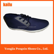 men casual shoes canvas shoes men made in china