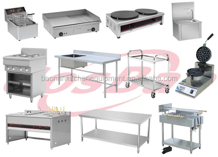 Cosbao commercial quipement de cuisine justa bn g813 for Equipement de cuisine commerciale