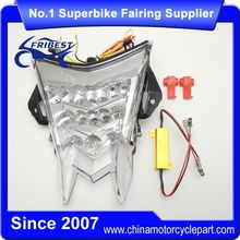 FTLBM004 Motorcycle Back Light With Turn Signals For S1000R 2014 2015 S1000RR Sport HP4 2009-2015 Lense Color Clear