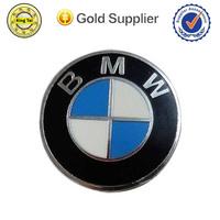 novelty design simple promotion quality lastest metal wholesale auto badge