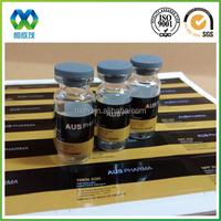2016 OEM Hologram 10ml vial steroid powder label and box