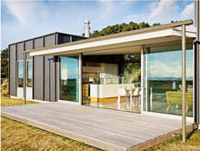 B.V. certified Movable 20FT container house with morden design luxury container house for sale