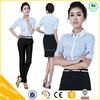 Good Office Uniform Design For Women White Workwear New Style