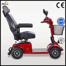 bright color electric scooter