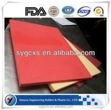 double sides adhesive photo album/double color plastic sheet/plastic ground cover 2