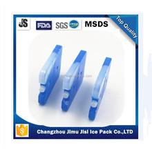 Mini Freezer Ice Pack Hard Plastic Ice Box,Cold Gel Pack,Vaccine Transport Cooler Box