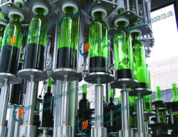 fully automatic beer filling production line