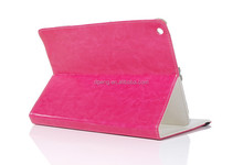 Wholesale beautiful waterproof leather case for for ipad mini