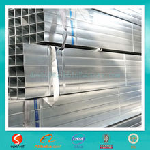 Carbon Galvanized pipe prime galvanized steel