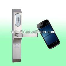 NFC cell phone door lock(digital door lock)