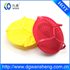 customized silicone steamer/Round Food Grade Microwave Safe Silicone Food Steamer