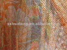 2012 paper printing on net fabric/ digital fabric printing on fabric