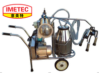 new design cow milking machine for hot sales
