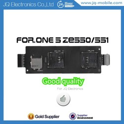 In Stock Brand New Parts Sim Card Reader Flex for Asus ZE551