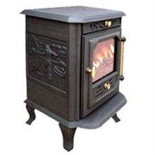 Cast iron Stove True fire Fireplace