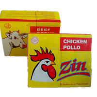 halal seasoning cube, chicken bouillon cube
