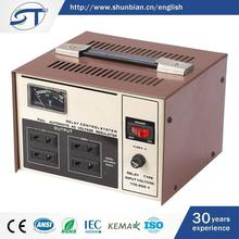 AC Single Phase Power Supplies China Market Automotive Voltage Regulator 12V