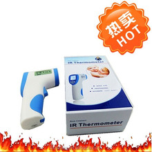 Digital Infra Red Thermometer For Body/Forehead/Ear Temperature Instruments