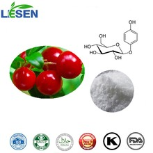 100% Naturally Bearberry Extract Alpha Arbutin 99% Powder for Cosmetics Cream