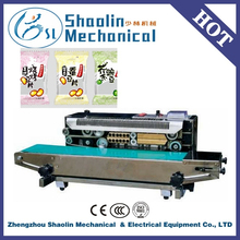High speed film sealing machine foot pedal with low price