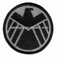 AVENGERS Movie SHIELD Logo Costume Shoulder Reflective Patch