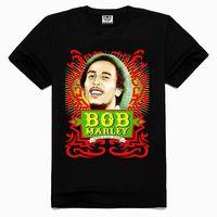 2015 OEM Bob marley rasta custom t shirt printing t-shirt size s m l xl xxl xxxl