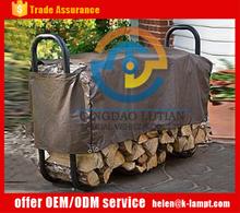 Firewood fack, log holder