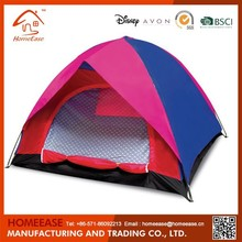 Folding Portable Pink 2 Person Camping Tent,Cheap Outdoor Tent