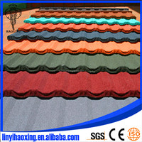 High Quality Stone Coated Metal Roofing Tiles For House
