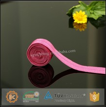 Red fold over elastic band with good price