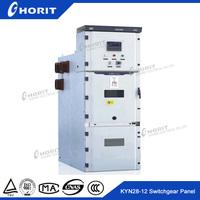 Alibaba High Quality Kyn28 11kv Metal Sheet Medium Voltage Power Distribution Switchgear Panel Panel Broad