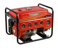 2KW WK5000-B 6.5HP engine electric ce approved best sell home use silent generator set