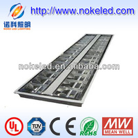 1200*300 recessed led celling 40w grid panel light 12V /24V DC solar led down lighting
