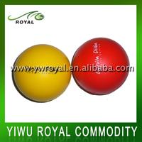 Advertising Logo Reliever Soft PU Foam Cheap Stress Balls