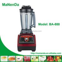 MaNenDa Large capacity high performance kitchen living mixer blender