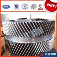 China ball mill worm gear
