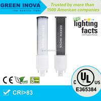5 years warranty cULs E365384 13w led pl lamp