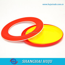 Hollow flying frisbee for teenagers and kids