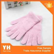 High quality useful colorful spa bath gloves wholesale