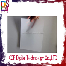 3D Sublimation heat transfer film