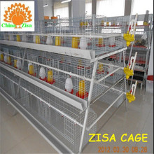 cheap price 4 layers hot dip galvanized poultry layer farming chicken cage in nigeria