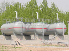 high quality 100m3 liquified petrol gas storage tank