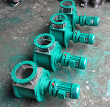 Industrial rotary control valve manufacture