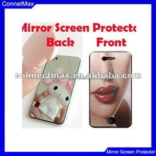 For iPhone 4 Mirror Screen Protector